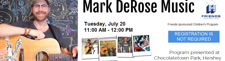 Mark DeRose